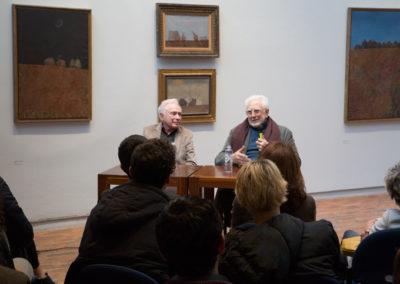 Eduardo Serrano y Jim Amaral