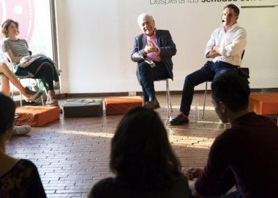 Eduardo Serrano y Ricardo Cárdenas