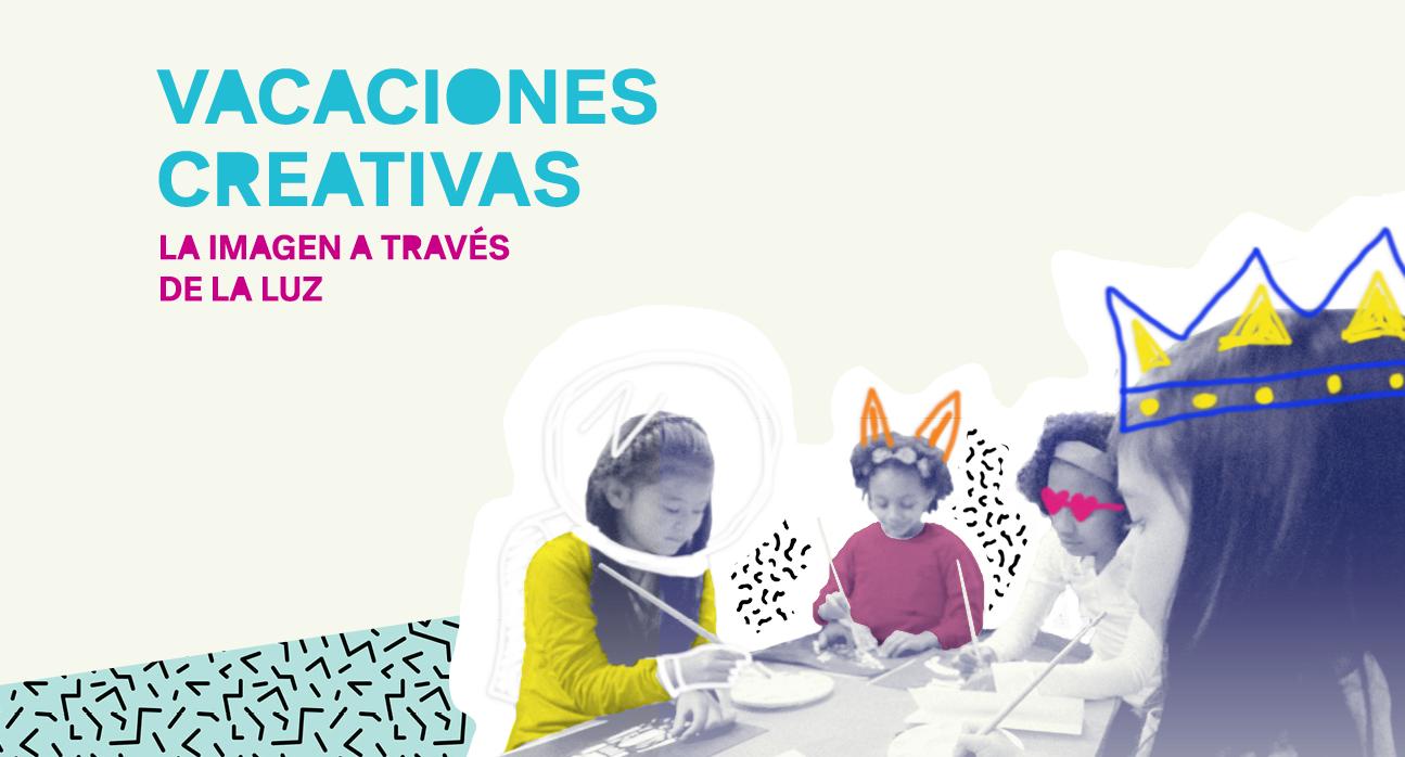 Vacaciones creativas para niños 2017