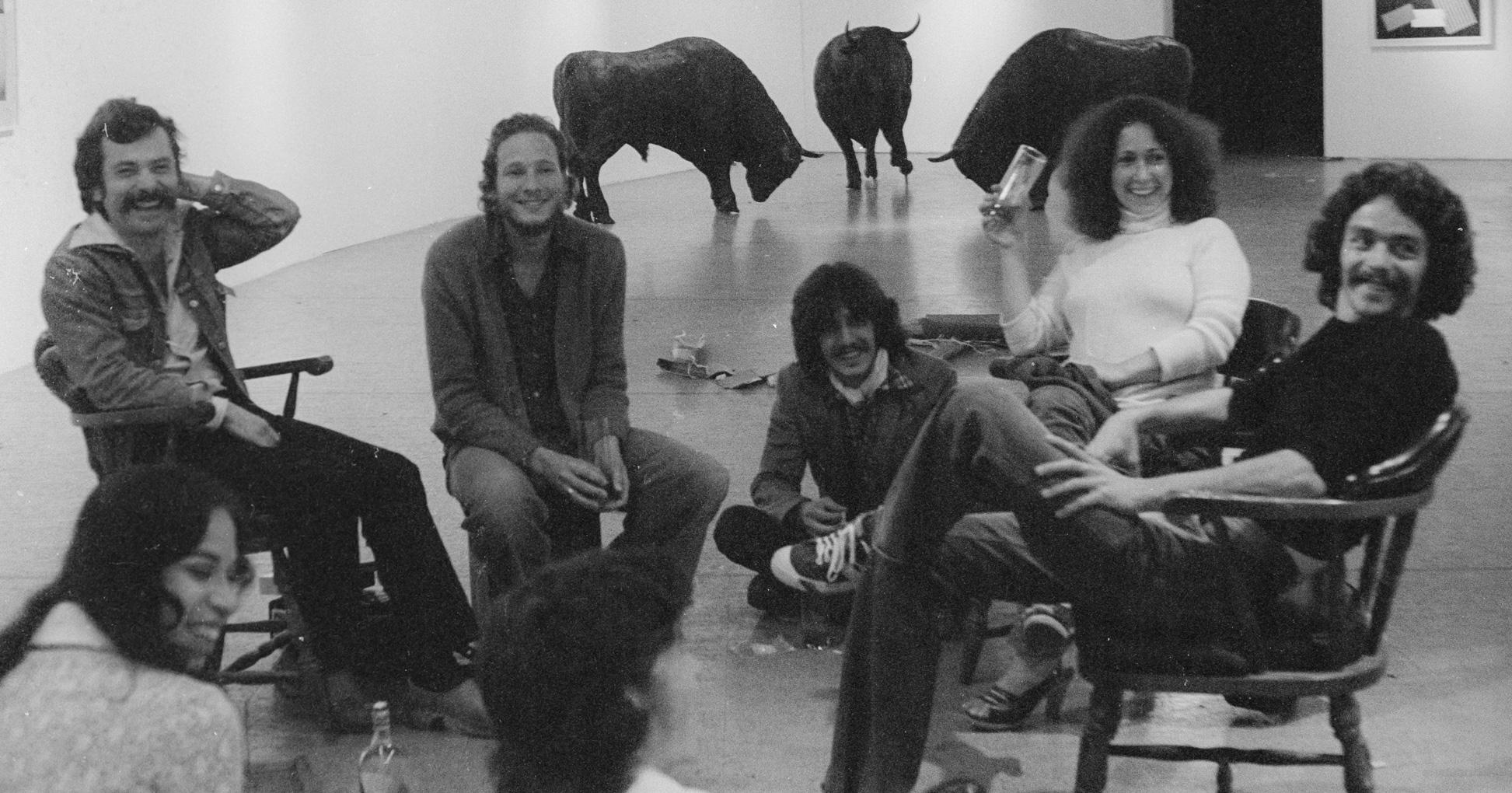 Desobediencia: Movimientos estudiantiles y mujeres artistas en los años 60s y 70s