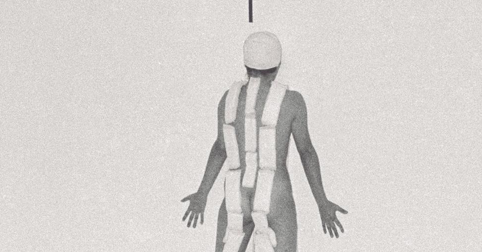 El arte corporal radical de María Evelia Marmolejo