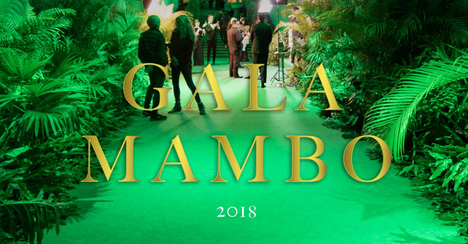 Gala MAMBO 2018