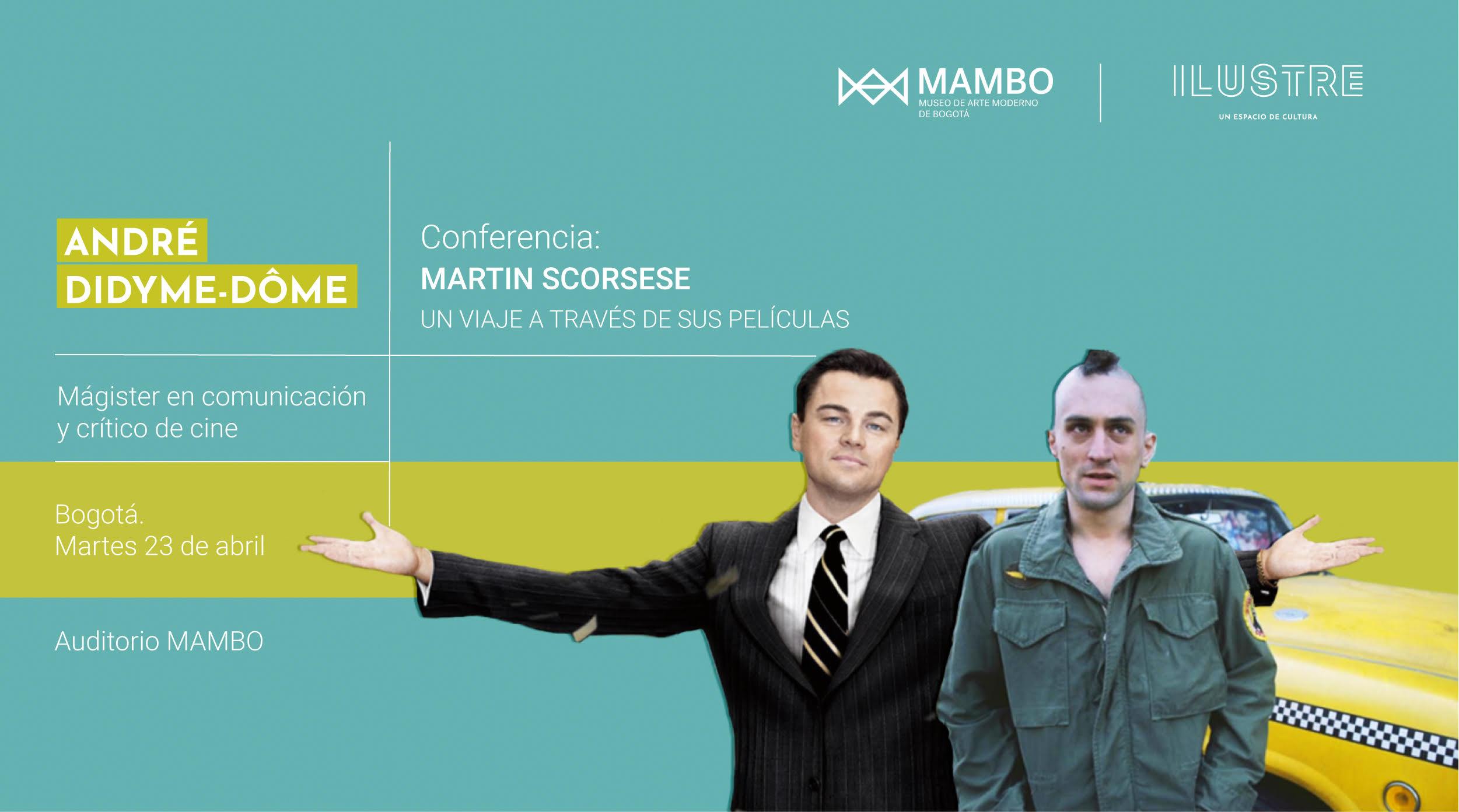 Martin Scorsese: Un viaje a través de sus películas