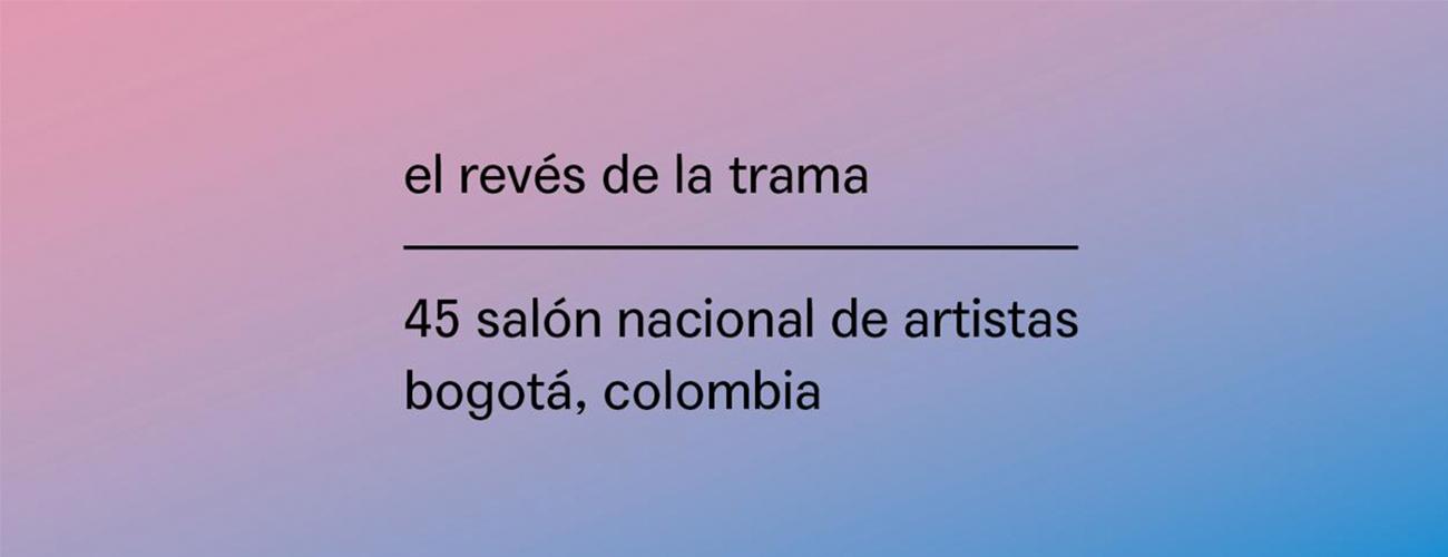 45 Salón Nacional de Artistas