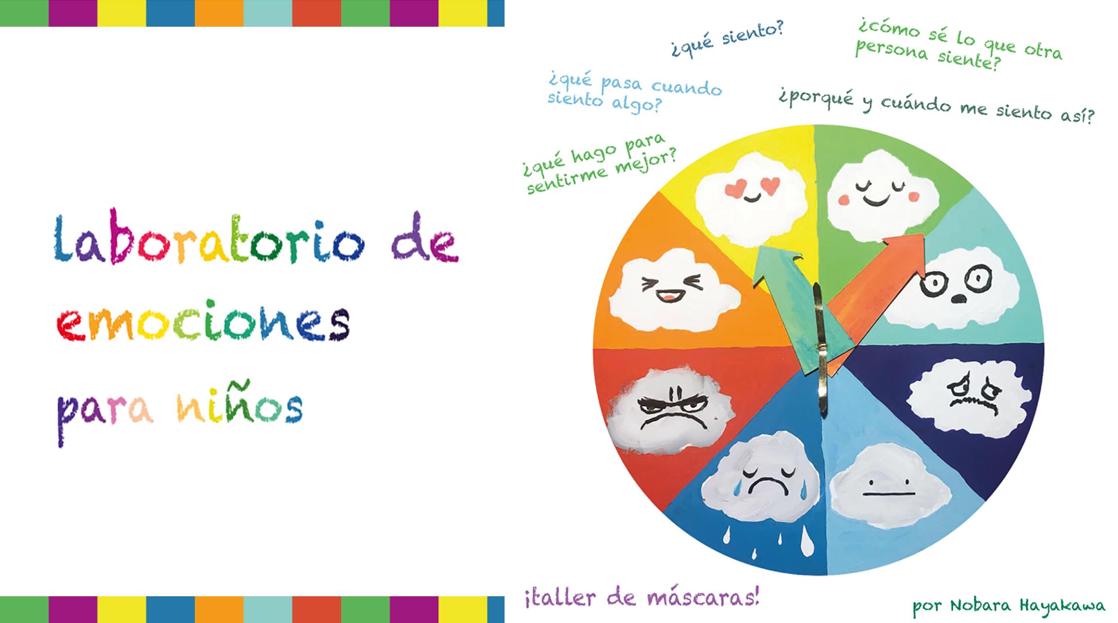 45 SNA: Laboratorio de emociones. Taller para niños.  Dirigido por Nobara Hayakawa