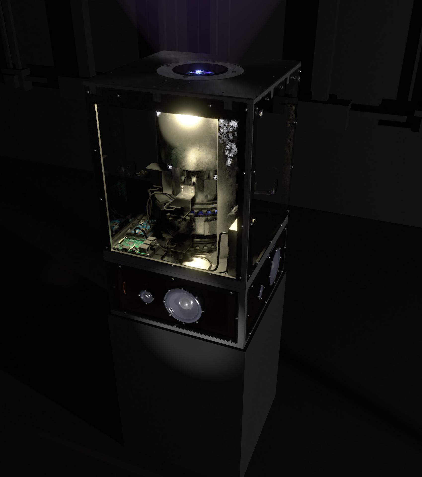 45 SNA: Máquinas y ficciones sobre el Universo.