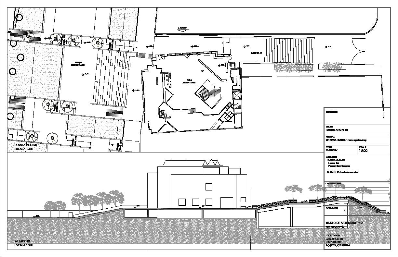 Taller de análisis espacial: principios de la configuración arquitectónica y la obra de Rogelio Salmona.