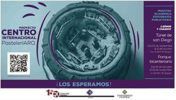 Exposición: Centro Internacional PasteleriARQ