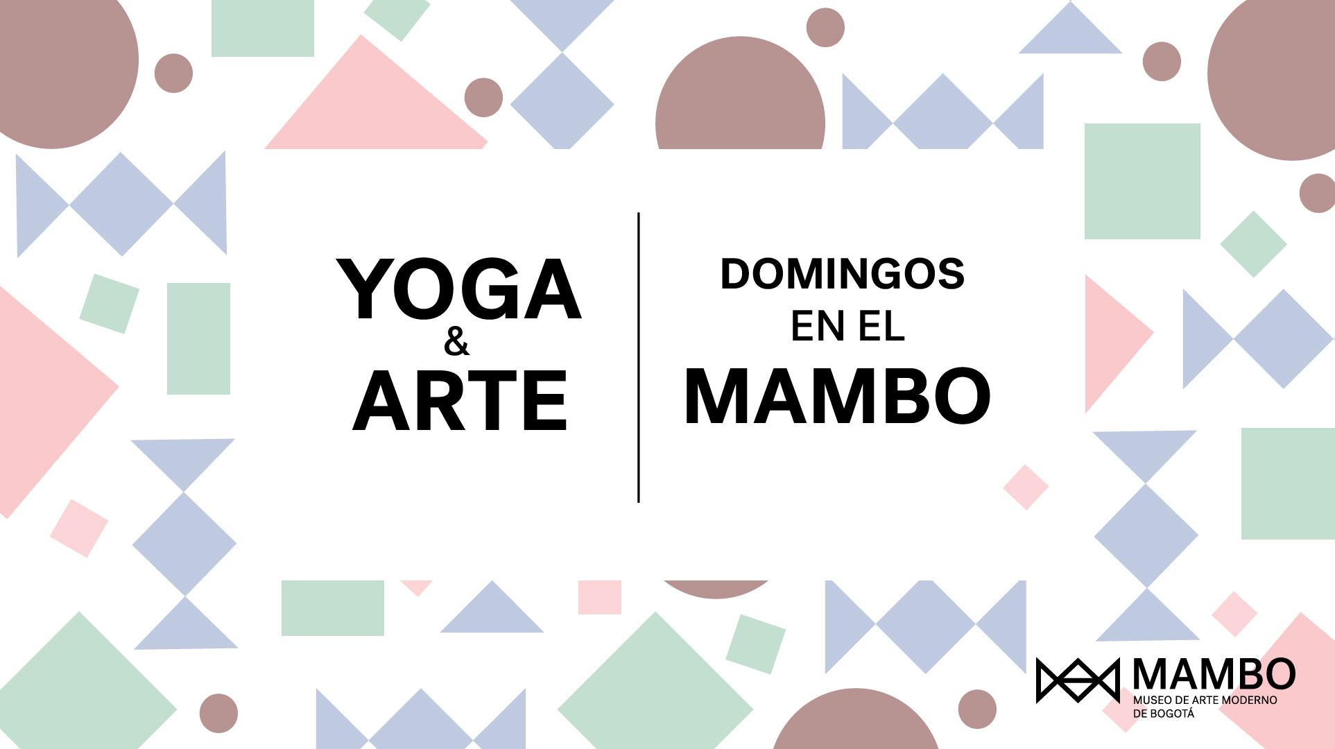 DOMINGOS DE YOGA EN EL MAMBO 🍃🧘♀