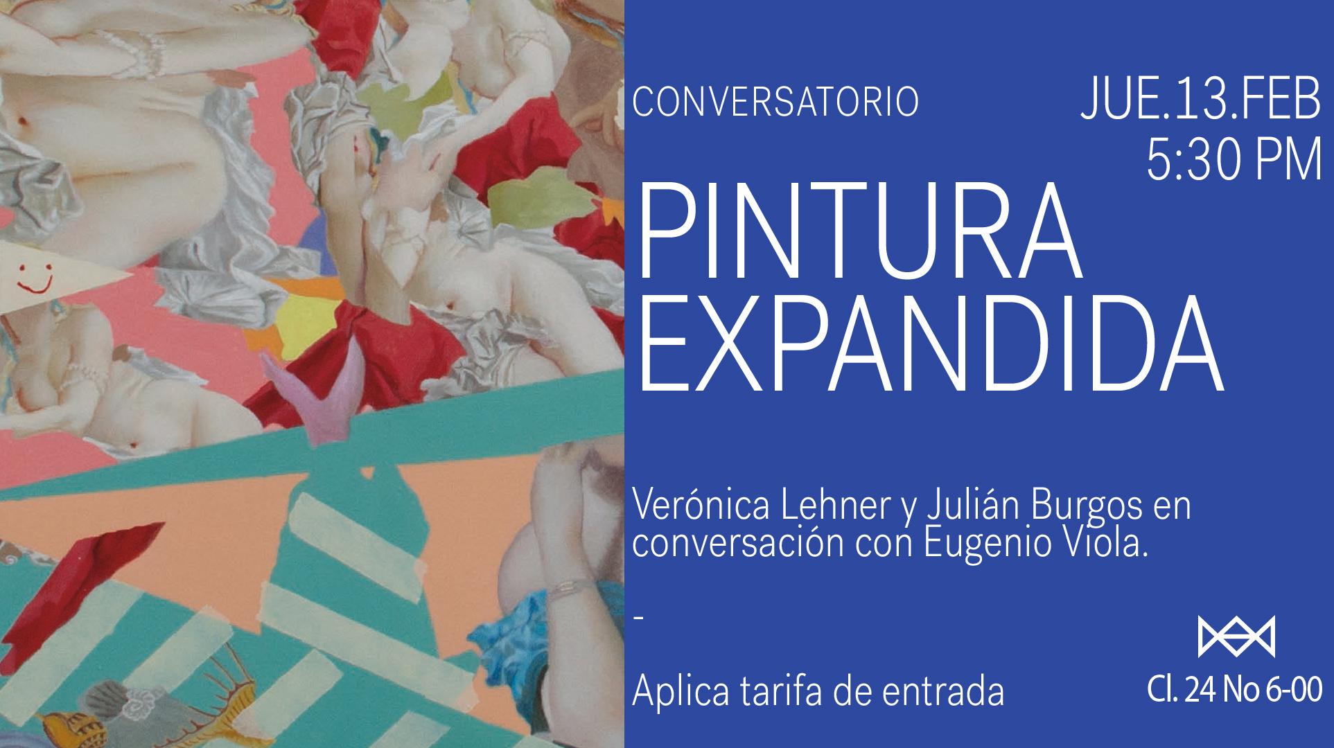 Verónica Lehner, Julián Burgos y Eugenio Viola.
