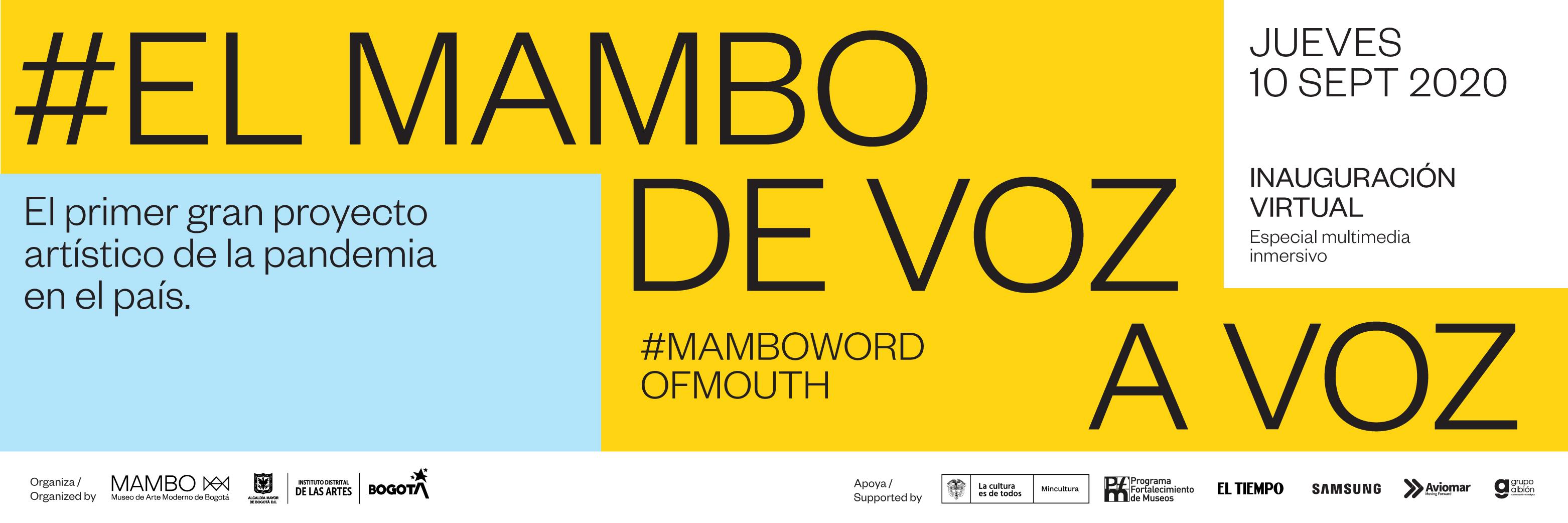 El MAMBO De Voz A Voz.