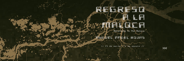 Exposición Regreso a la Maloca. Miguel Ángel Rojas.