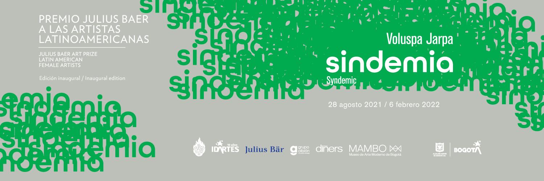 Exposición Sindemia. Voluspa Jarpa